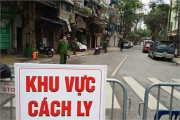 Thêm 2 ca mắc mới COVID-19 trong cộng đồng đều tại Hà Nội