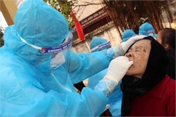 Thêm 13 ca mắc COVID-19 ở cộng đồng tại Hà Nội và 4 địa phương khác