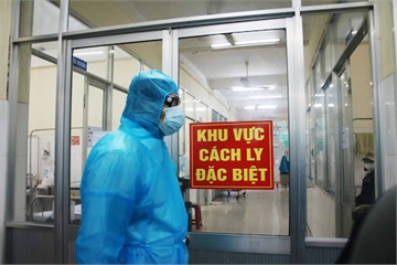 Thêm 40 ca mắc COVID-19 trong nước, riêng Bệnh viện K là 11 ca