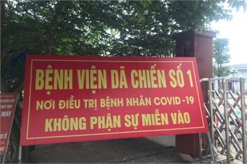 Trưa 24/5: Thêm 33 ca mắc COVID-19 trong nước tại Bắc Giang, Hải Dương và Đà Nẵng