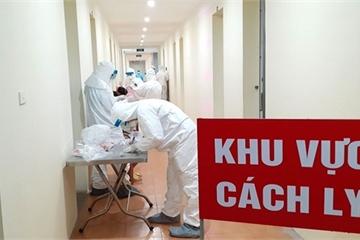 Sáng 5/6: Có 75 ca mắc COVID-19 trong nước, nâng tổng số bệnh nhân tại Việt Nam lên 8.364