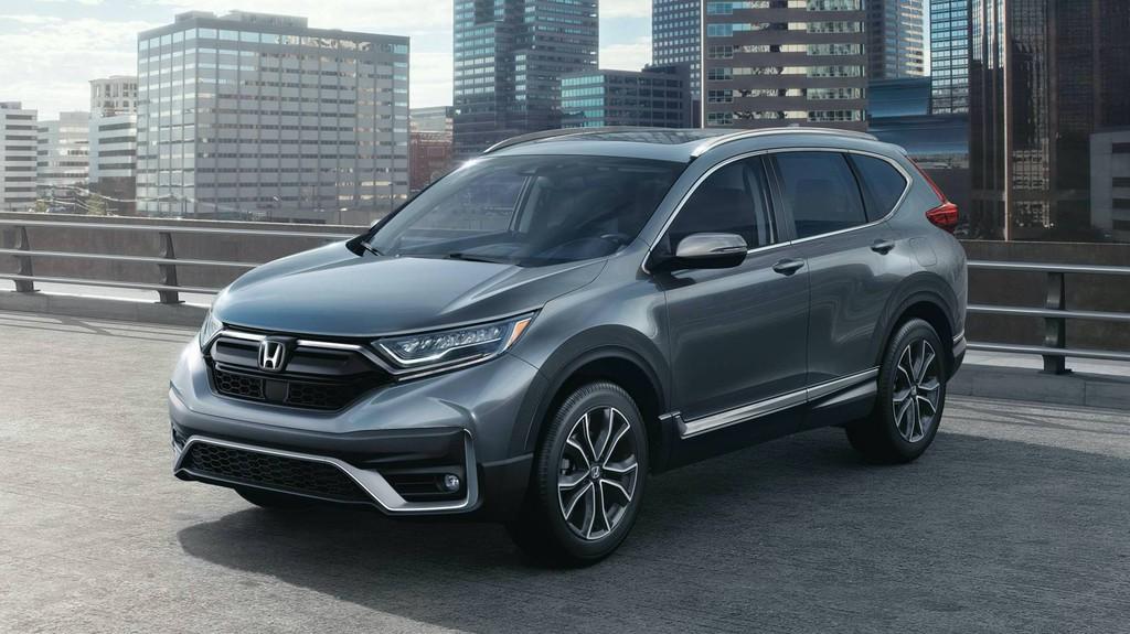 Đẹp 'long lanh' giá chỉ hơn 500 triệu đồng Honda CR-V 2020 vừa ra mắt có gì hấp dẫn?