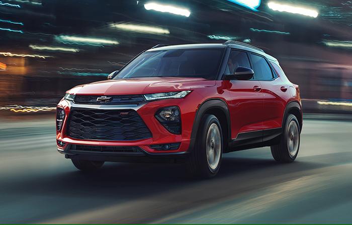 Giá chỉ hơn 400 triệu đồng, Chevrolet Trailblazer 2021 được trang bị những gì?