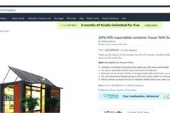 Với khoảng 598 triệu, bạn có thể mua một ngôi nhà 72m2, có bếp và bồn tắm