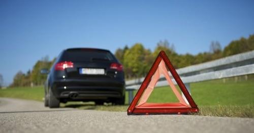 Nguyên tắc sống còn khi đỗ xe ô tô trên đường cao tốc