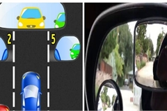 Lưu ý khi mua và sử dụng gương xóa điểm mù ô tô