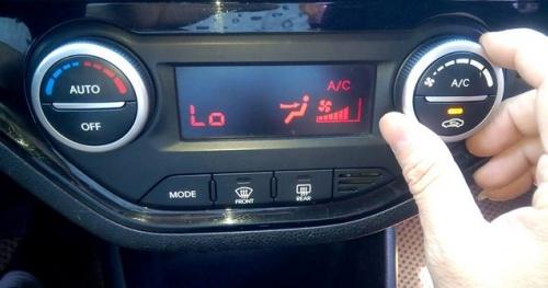 Lưu ý chế độ sưởi ấm trên ô tô khi trời lạnh