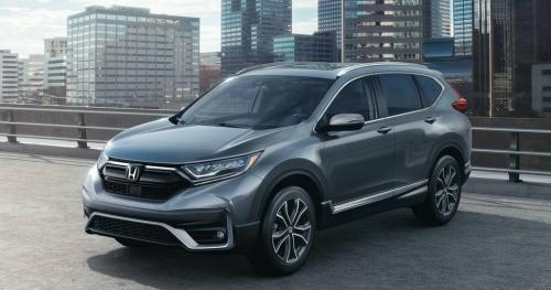 Đẹp 'long lanh' giá chỉ hơn 500 triệu, Honda CR-V 2020 vừa ra mắt có gì hấp dẫn?