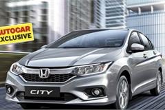 Honda City 2020 sắp trình làng tại Ấn Độ giá cực rẻ