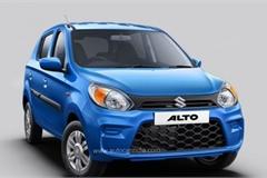 Suzuki ra mắt chiếc ô tô 4 chỗ ngồi giá chỉ 124 triệu đồng gây sốt