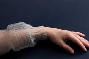 Nhờ vải kỹ thuật số, quần áo trong tương lai có thể lưu trữ được cả phim và ca nhạc