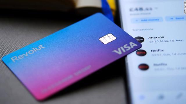 Một startup ngân hàng số của Anh được định giá 33 tỷ USD