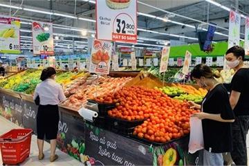 Hà Nội công khai giá gạo, thịt, rau, mì tôm... trong thời gian giãn cách
