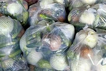 """Doanh nghiệp ngoại tỉnh sẽ đưa """"combo nông sản"""" vào các quận TP.HCM"""