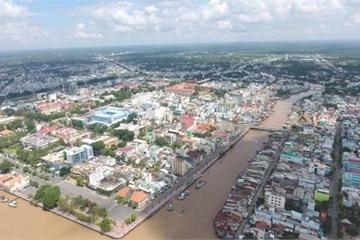 Giá nhà, đất tại các tỉnh miền Tây Nam Bộ cao nhất 40-50 triệu đồng/m2