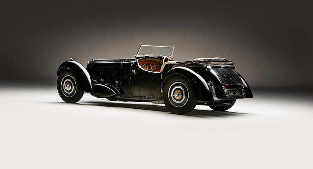 Chiếc xe sau đó được mua lại bởi người sáng lập đội đua Connaught Grand Prix của Anh, Rodney Clarke trước khi được Turnbull mua lại – người đã khôi phục nó tại xưởng của mình tại North Staffordshire, Anh.