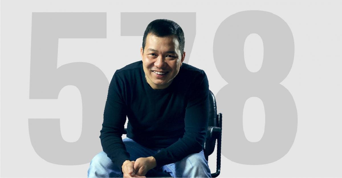 Vietnamese film director Luong Dinh Dung