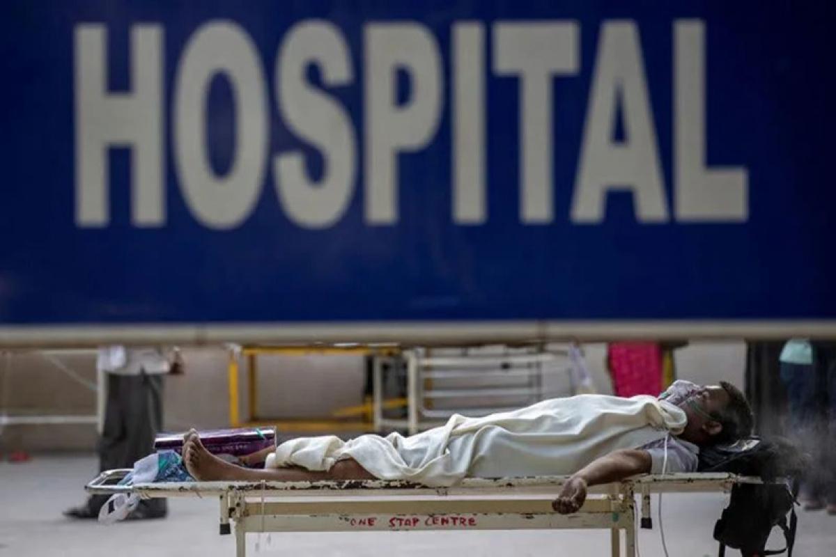 Ấn Độ liên tục ghi nhận kỷ lục số ca nhiễm Covid-19 mới trong ngày.