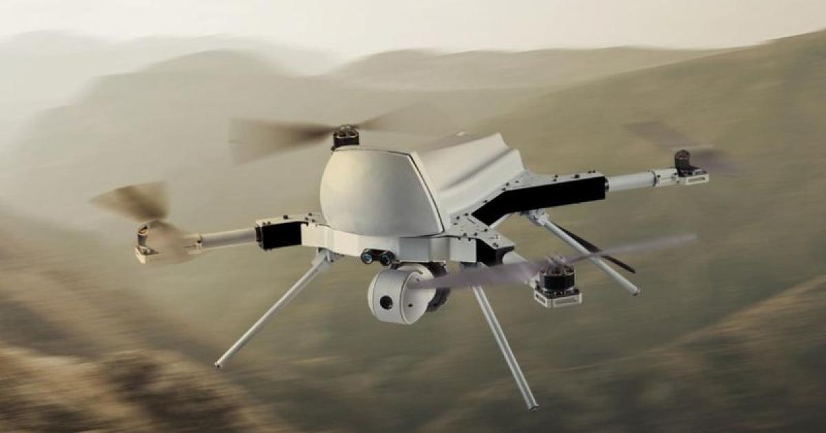 STM Kargu-2 có khả năng tự động tấn công mục tiêu.