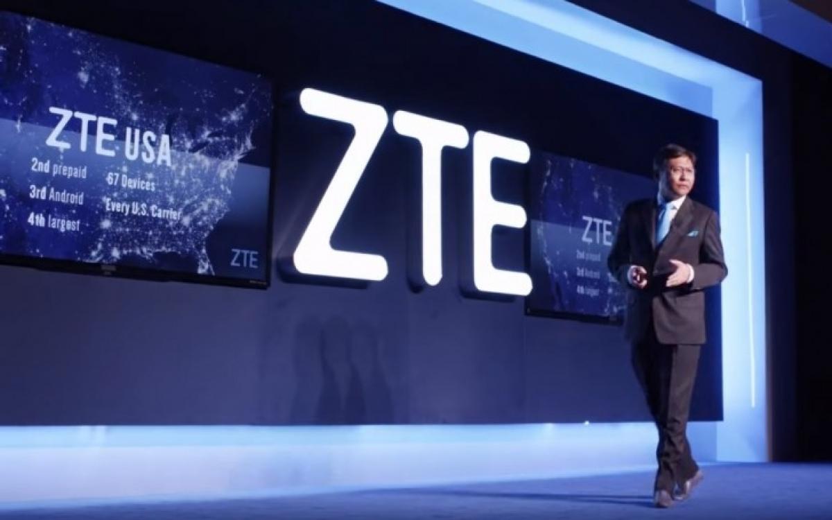 ZTE cũng không phải là ngoại lệ.