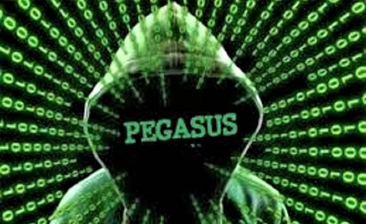 Bê bối phần mềm gián điệp Pegasus đang làm chấn động thế giới. (Ảnh: ravenewsonline.com)