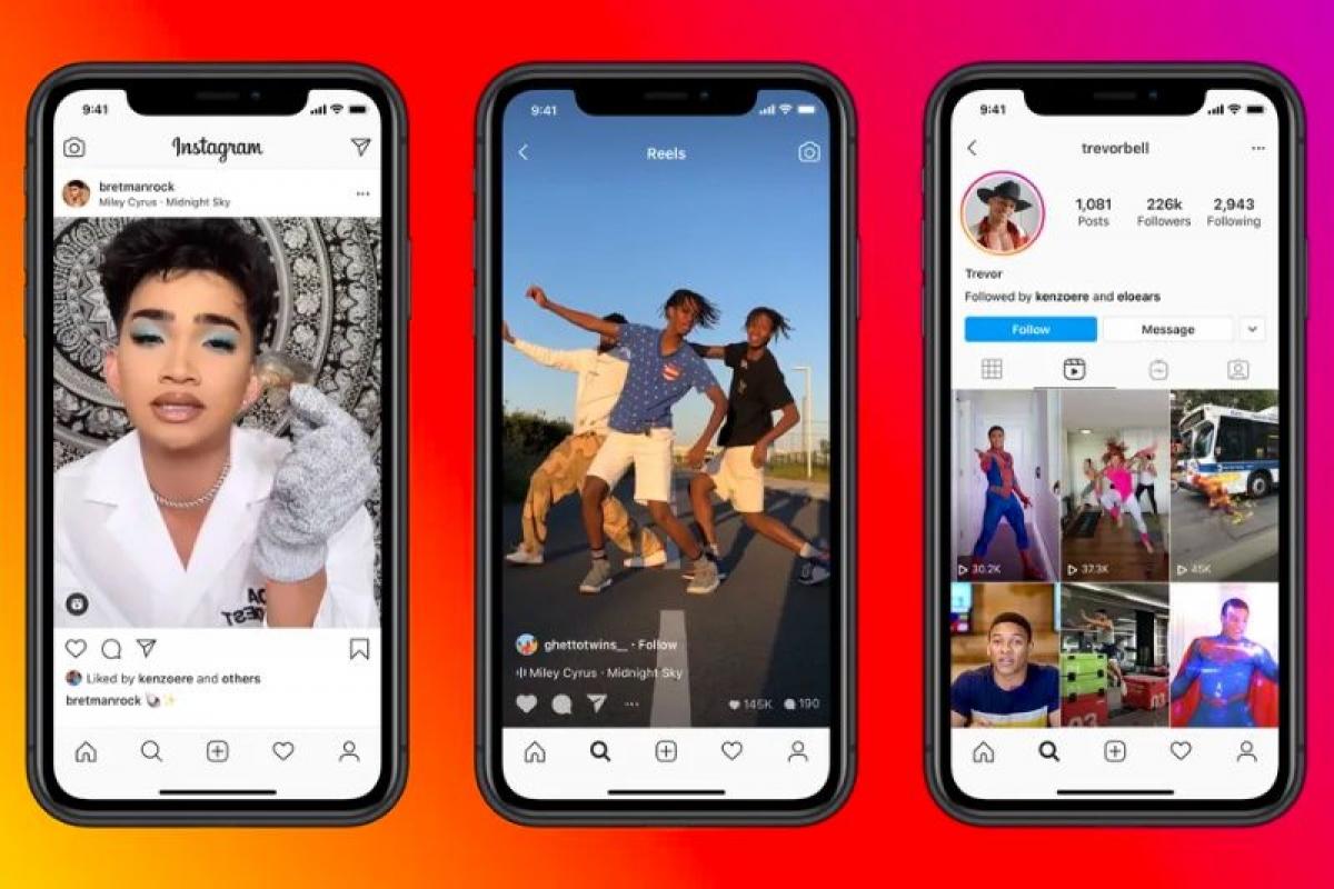 Instagram đang ngày càng giống TikTok hơn.