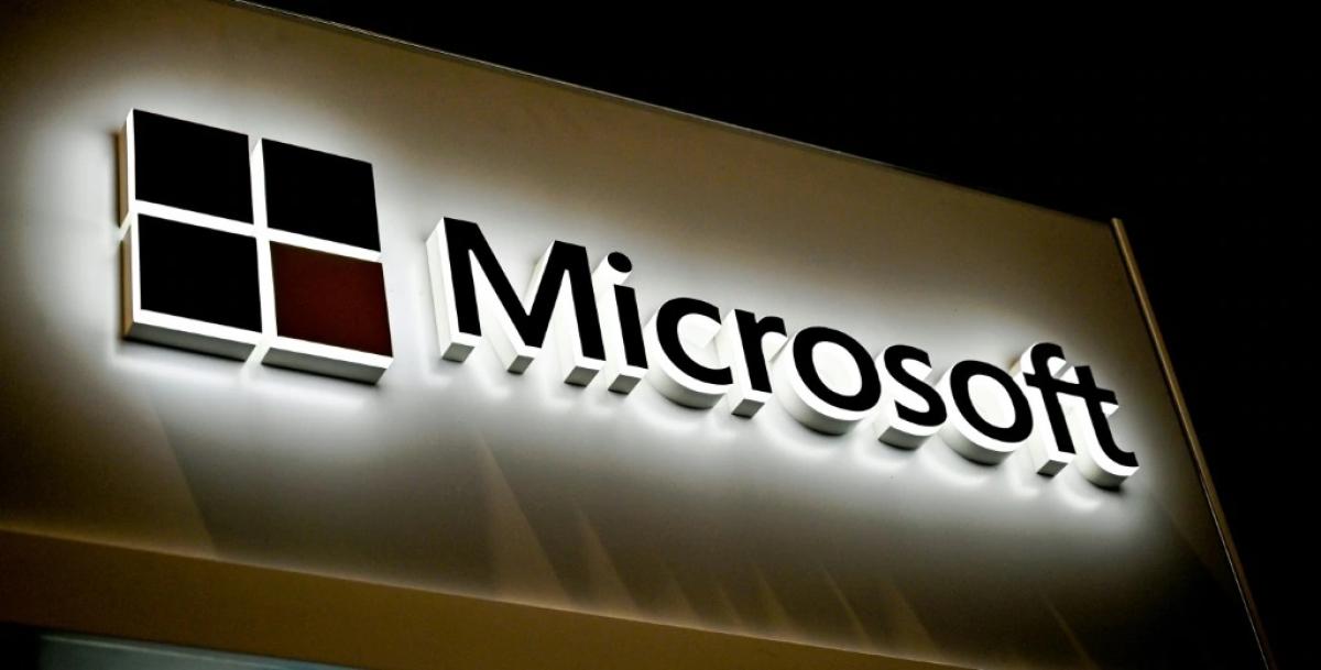 Australia cáo buộc Trung Quốc khai thác lỗ hổng bảo mật của một ứng dụng của Microsoft để xâm nhập mạng máy tính toàn cầu. Ảnh The Australian
