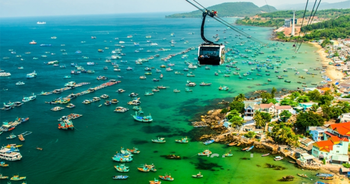 Kien Giang plans to carry out a pilot scheme to welcome back international visitors to Phu Quoc island