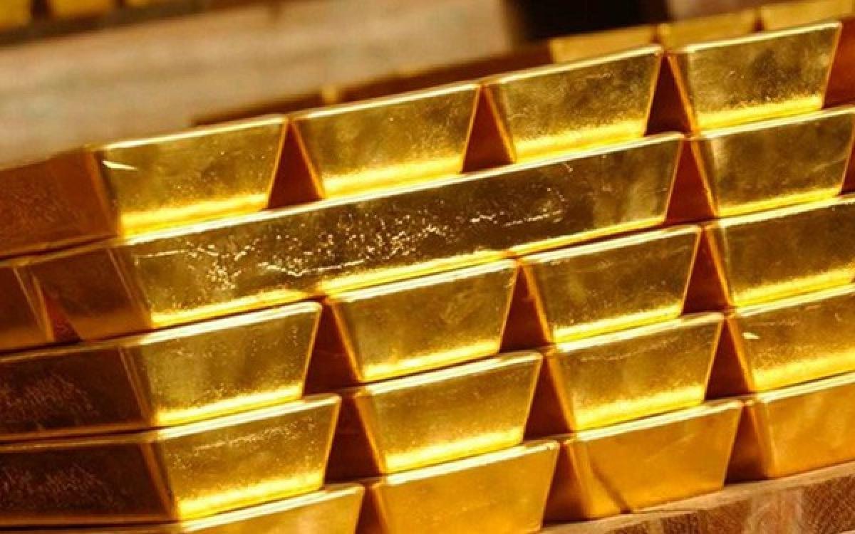Các nhà phân tích cho biết, vàng dường như vẫn không hấp dẫn đối với các nhà đầu tư vào thời điểm hiện tại. (Ảnh minh họa: KT)