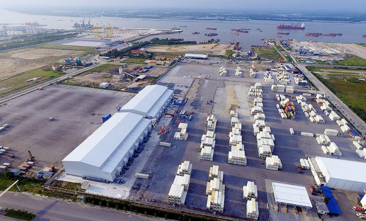 Foreign investors are keen on logistics segment in Vietnam