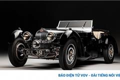 Chiếc Bugatti Type 57S 1937 cực hiếm được đấu giá