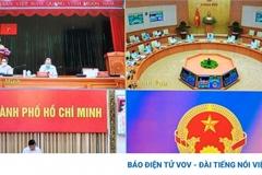 Thủ tướng chủ trì họp với TP.HCM: Đặtsức khoẻ người dân lên trên hết để hành động