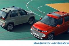 Lộ diện mẫu SUV mới nhỏ nhất của Hyundai