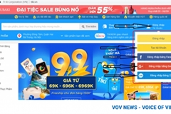 Vietnamese companies listed in top 10 most visited e-commerce websites in SEA