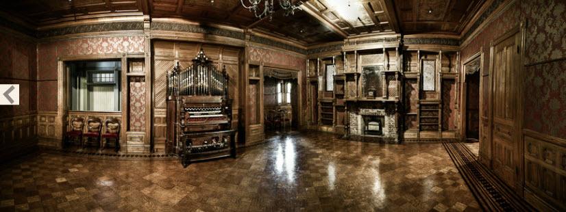 Bất động sản - Rùng rợn căn biệt thự 'gọi hồn ma ám' của 'góa phụ điên' nổi tiếng nhất nước Mỹ (Hình 7).