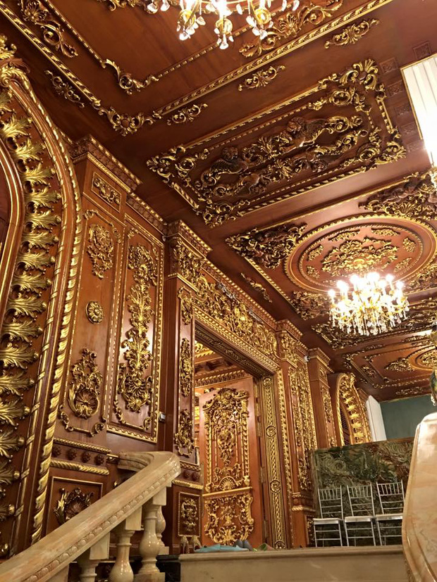 Bất động sản - Có gì bên trong lâu đài gà vàng nổi bật giữa Thủ đô của đại gia Thanh 'sắt'? (Hình 9).