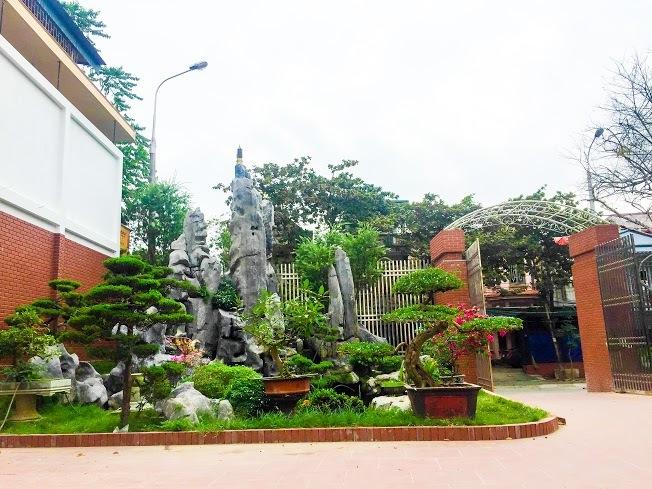 Bất động sản - Choáng ngợp trước toà bạch ốc của nữ đại gia Phú Thọ (Hình 3).