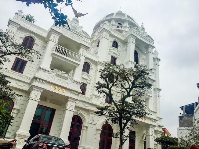 Bất động sản - Choáng ngợp trước toà bạch ốc của nữ đại gia Phú Thọ (Hình 6).