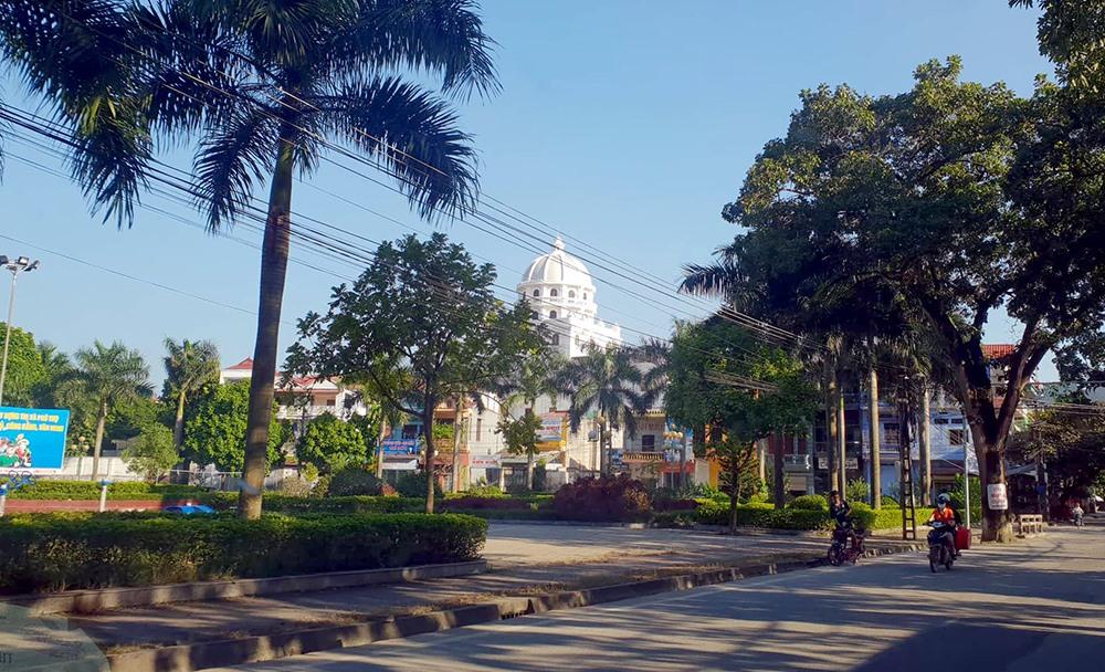 Bất động sản - Choáng ngợp trước toà bạch ốc của nữ đại gia Phú Thọ