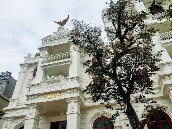 Bất động sản - Choáng ngợp trước toà bạch ốc của nữ đại gia Phú Thọ (Hình 5).