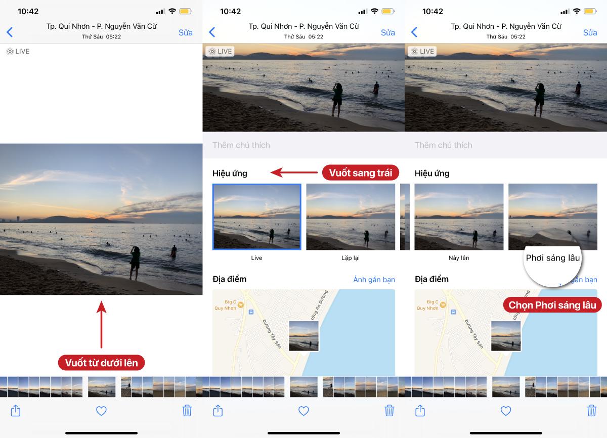 Thủ thuật - Tiện ích - Mách bạn cách chụp ảnh phơi sáng trên iPhone đẹp nhất