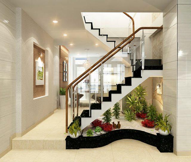 Bất động sản - Lỗi phong thủy thường gặp khi thiết kế cầu thang (Hình 2).