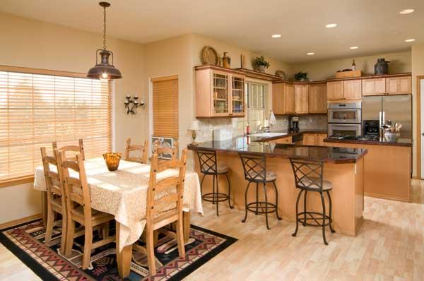 Bất động sản - Chọn bàn ăn sao cho hợp phong thủy nhà bếp? (Hình 5).