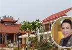 Khám phá cơ ngơi rộng gần 2000m2 có điện thờ Mẫu của ca sĩ Việt Hoàn