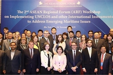 World experts voice over East Sea issues again