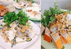 """Tasting the best """"banh cuon"""" of Hanoi in mildly cold days"""