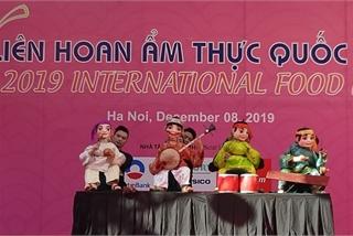 International Food Festival opens in Hanoi