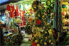 Ideal locations in Hanoi to celebrate Christmas