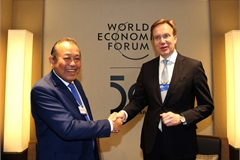 WEF wants to speed up Industry 4.0 Center project in Vietnam
