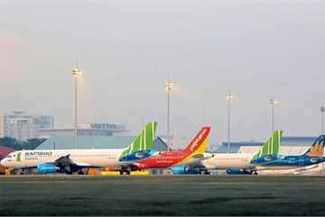 Vietnamese aviation market experiences competition rage